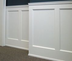 9 Serene Tips: Wainscoting Dining Room Foyers painted wainscoting hallway.Wainscoting Bedroom Revere Pewter stained wainscoting board and batten. Beadboard Wainscoting, Dining Room Wainscoting, Wainscoting Ideas, Wainscoting Nursery, Wainscoting Panels, Picture Frame Wainscoting, Bathroom With Wainscotting, Picture Rail Molding, Installing Wainscoting