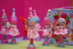 lallygag clothespin dolls