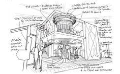 exhibition design sketch - Google 搜尋
