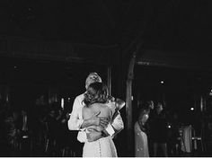 Shannon and her dad have always been close. Their father-daughter to their favorite song had the entire wedding in tears (including us). This photo always hits me right in the feels