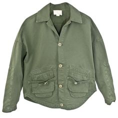 ~ Over a dress or jeans, this is a staple in my book.  Boy by Band Of Outsiders - Chino Barn Jacket ~