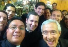 ¿Qué twittean los sacerdotes? 20. 12. 2014