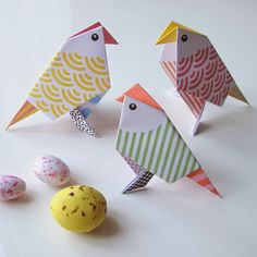 The cutest tweeters I ever did see. Make a flock!