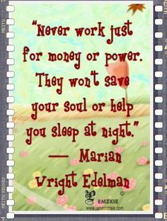 Absolutely believe so!  Poopsie » Never work just for money or power