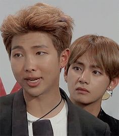 why is tae so shook