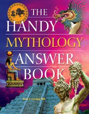 The Handy Mythology Answer Book  by David Leeming #Books