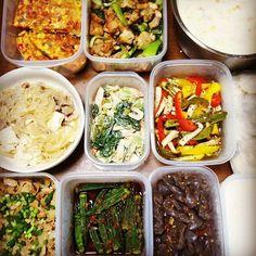 つくりおき17/05/31 wed🥗✨ 今日は3日分の作り置きプラスおやつの「牛乳かん」を作りました 暑くなってくると定番です😁✨ 今日は今から次男の参観会💦 ちょっとゆっくりしてから行ってきま〜す🖐️🚐 #つくおき#おうちごはん #つくりおき #レシピ#野球男子弁当 #弁当#肉 #夕食作り  #dinner#lunch#meet#salad #baseball#牛乳かん #ヘルシー #トレーニング#参観会 #おやつ #milk#静岡