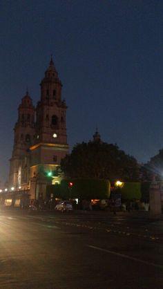 |Catedral de Morelia Michoacán México|