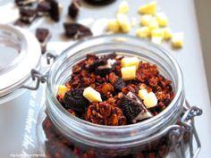 Rezepte mit Herz ♥: Oreo Knuspermüsli mit weißer Schokolade ♡