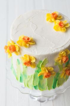 Hummingbird Cake with cream cheese frosting from Layered cookbook.