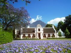 Lourensford, Somerset West, South Africa by Jo Castro South African Homes, South African Wine, Visit South Africa, Cape Town South Africa, South Afrika, Cape Dutch, Somerset West, Dutch House, Overseas Travel