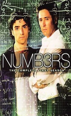 The complete first season of the CBS TV series Numb3rs, available on DVD
