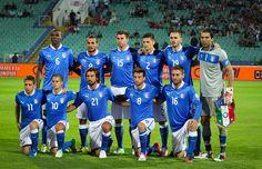 Os melhores jogadores de futebol da Itália
