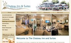 Chateau Inn & Suites at the Jersey Shore.