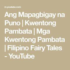 Ang Mapagbigay na Puno | Kwentong Pambata | Mga Kwentong Pambata | Filipino Fairy Tales - YouTube Page Borders Design, Border Design, Filipino, Fairies, Fairy Tales, Math Equations, Youtube, Faeries, Fairytail