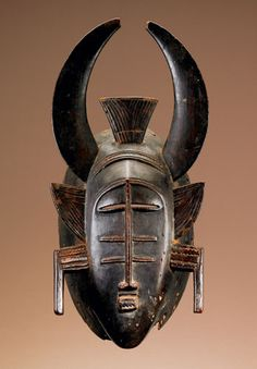 Africa | Senufo peoples, Côte d'Ivoire | Late 19th to early 20th century | Wood