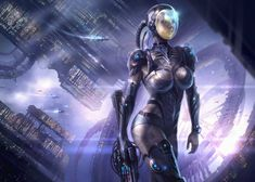 Sci-Fi practice_11 by ivany86 on deviantART