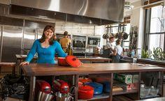 Saveur Magazine Test Kitchen