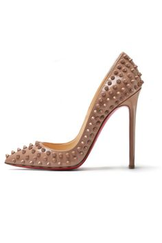 Christian Louboutin...some day i will be abig girl & learn to walk in these...  lol