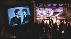 """O resultado foi genial. A cena com os Beatles cantando """"She Loves You"""" no programa marca o clímax do filme."""