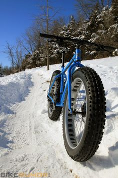 Surly Ice Cream Truck Trail Fatbike fat bike fatty steel symmetric symmetrical