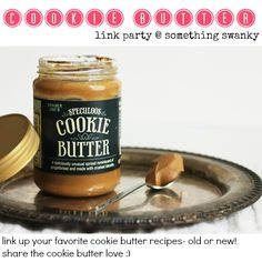 Cookie Butter Link Party - Something Swanky
