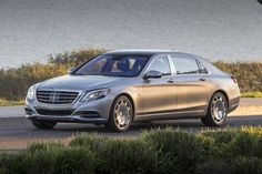 2016 Mercedes-Maybach S600 - Gallery 1/57