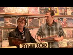 Records In My Life - Glen Matlock from the Sex Pistols - YouTube