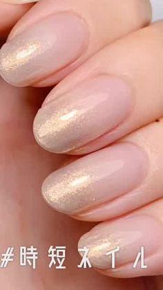 Nail Arts, Cute Nails, Beauty Hacks, Hair Makeup, Nail Designs, Make Up, Polish, Japanese Nail Design, Nude Nails