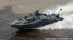 Combat boat 90 is a fast military assault craft. - Image - Naval Technology