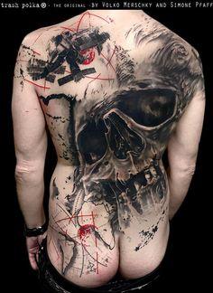 Un tatouage réalisé par les Buena Vista