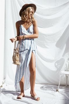 Aleena Wrap Maxi #SaboSkirt - We've got something KOOL just 4 Boho-Chics! These literally go viral! Check them out! :-)
