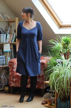Simplicity 1800.  Sweet casual dress