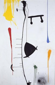 "retroavangarda: "" Joan Miró – Untitled, 1973 """