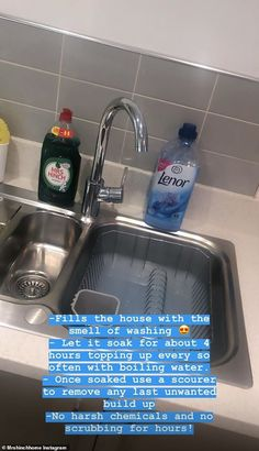Mrs Hinch shares sink cleaning hack- she's expecting her first child – Bathroom Cleaning Household Cleaning Tips, Deep Cleaning Tips, Toilet Cleaning, Bathroom Cleaning, House Cleaning Tips, Diy Cleaning Products, Spring Cleaning, Cleaning Hacks, Cleaning Dust