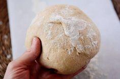 Overnight Whole Wheat Pizza Dough