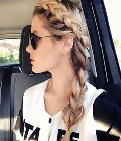 Fresh and Sweet Hairstyle 2015