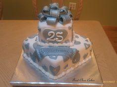 Elegant th wedding anniversary cake pick th anniversary cake