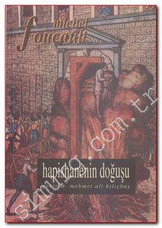 Hapishanenin doğuşu, published by İmge Kitabevi Yayınları, Turkey, 2013. [Diagonal text is the seller's mark.]
