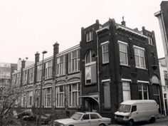 Voorkant van de St.Catharinaschool