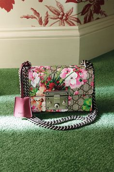 e9fe2a50dce Naturally beautiful presents  the Blooms Padlock bag