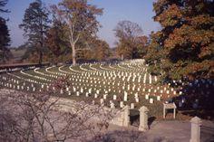 Camp Nelson National Cemetery, Nicholasville, Kentucky