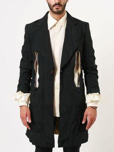Long jacket - Comme des Garcons Homme Plus - FW14/15 - guyafirenze.com