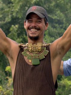 Boston Rob wins Survivor Redmption Island. My favorite  player! Except maybe JT. Or Malcom.