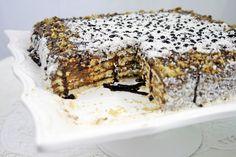 Tort de biscuiti cu ciocolata recipe