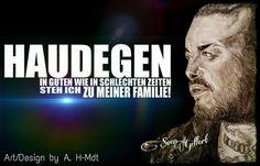Haudegen Design von Art /Design by A. Mdt
