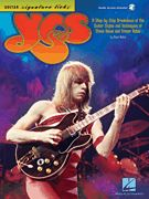 Yes - Guitar Signature Licks (Softcover Audio Online)