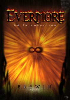 First edition cover of Evermore: An Introduction - Cover design by Alex Jovanovich Cover Design, Book Cover Design, Cover Art
