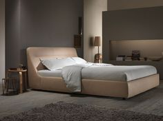 SLEEPWAY | Cama de pele by MY home collection | design Enrico Cesana
