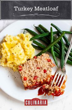 Thanks to an immodest amount of barbecue sauce, thisturkey meatloaf turns out moist and lovely,notdry and crumbly. #meatloaf #comfortfood #turkey